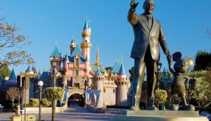 Disneyland California Adventure Park - Anaheim