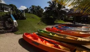Benjor Beach Club and Kayaking Vanuatu - Mele Bay