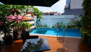 Hotel Clover 5 Hong Kong Street - Singapore
