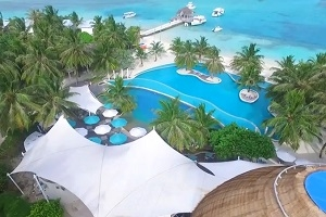 Holiday Inn Resort Kandooma - Maldives