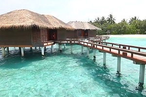 Sheraton Maldives Fullmoon Resort & Spa - Maldives - Accommodation