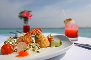 Sheraton Maldives Fullmoon Resort & Spa - Maldives - Dining Options