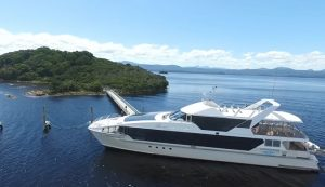 Gordon River Cruises - Strahan - Tasmania