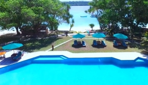 Bokissa Private Island Resort – Espiritu Santo - Resort Overview