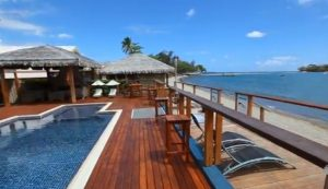 Vanuatu Beachfront Apartments - Mele Cove