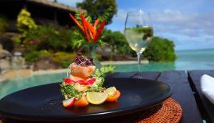 Pacific Resort Aitutaki Nui – Dining Options