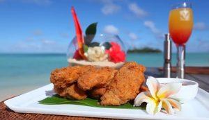 Pacific Resort Rarotonga – Muri Beach – Dining Options