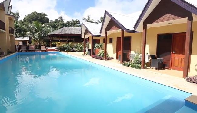 Moorings Hotel - Port Vila - Vanuatu - TVC