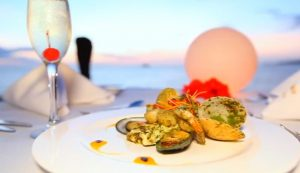 Lomani Island Resort - Mamanuca Islands - Dining Options