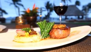 Nanuku Auberge Resort - Dining Options - Pacific Harbour