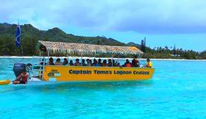 Captain Tama's Lagoon Cruizes - Rarotonga