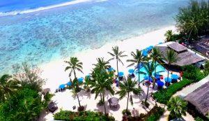 Manuia Beach Resort - Rarotonga - Resort Overview