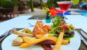 Manuia Beach Resort - Rarotonga - Dining Options
