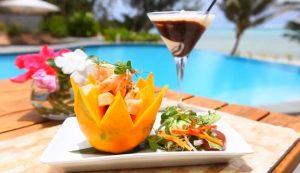 Nautilus Resort Rarotonga - Muri Beach- Dining Options