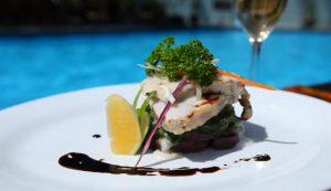 The Edgewater Resort & Spa - Dining Options- Rarotonga