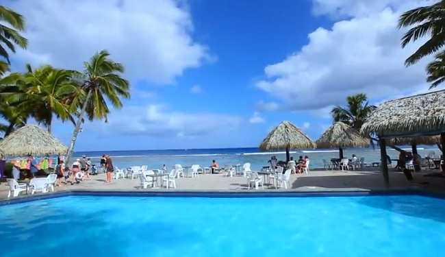 The Edgewater Resort & Spa - Rarotonga - Cook Islands - TVC