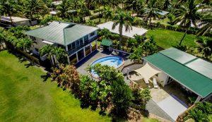 White House Apartments - Rarotonga