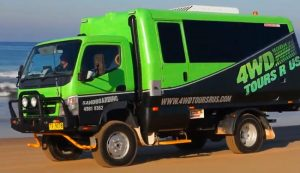 4WD Tours R US - Port Stephens