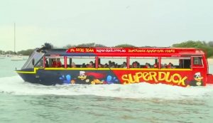 Super Duck Tours - Gold Coast