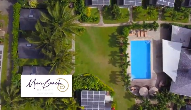 Muri Beach Resort - Rarotonga - Cook Islands - Promotion