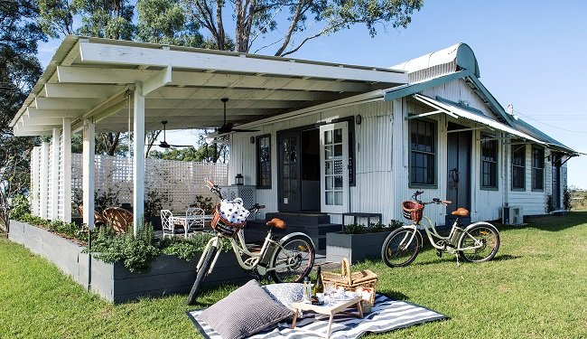 Corunna Station - Hunter Valley - New South Wales - Promotion