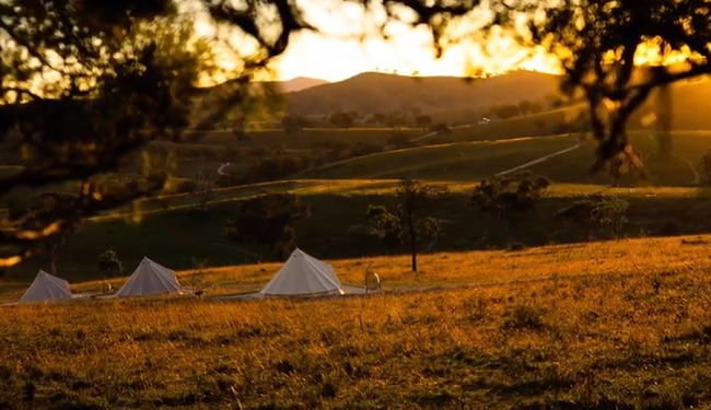 Glenayr Farm - Mudgee - New South Wales - Promotion