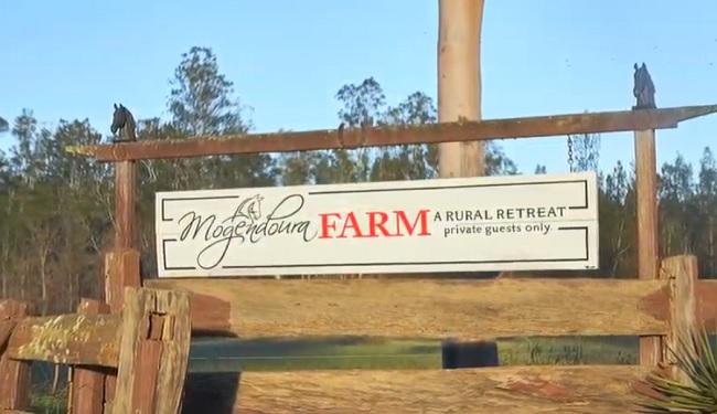 Mogendoura Farm - Mogendoura - New South Wales - Promotion