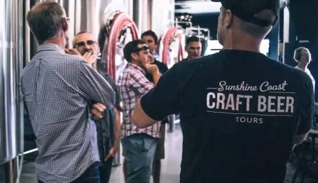 Sunshine Coast Craft Beer Tours - Queensland - Promotion