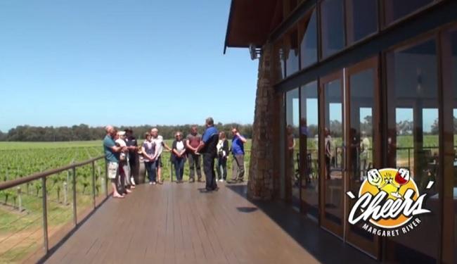 Cheers Tours - Margaret River Region - Western Australia - Promotion