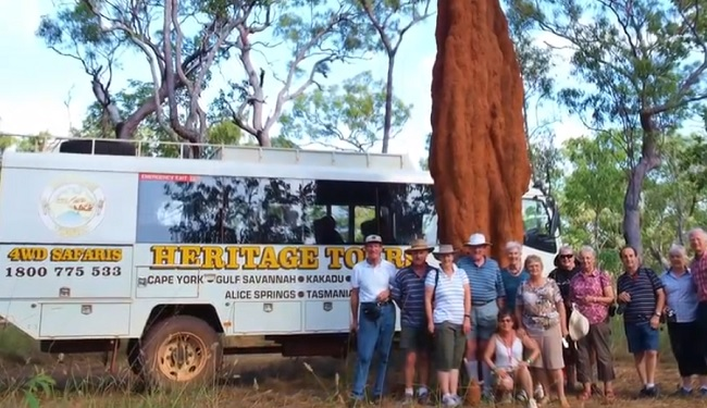Heritage Tours - North Queensland - Promotion