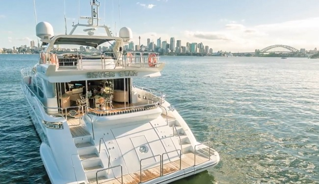 Water Limousines - Sydney - New South Wales - Promotion
