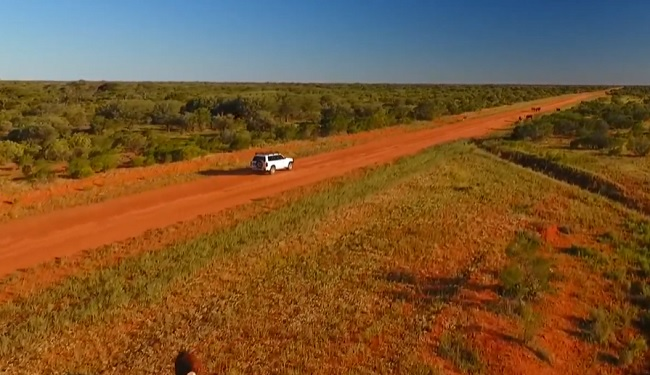 Overland Adventures - Broken Hill - New South Wales - Promotion
