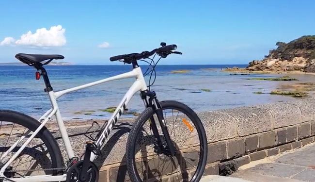 Bike Bellarine - Bellarine Peninsula - Victoria - Promotion