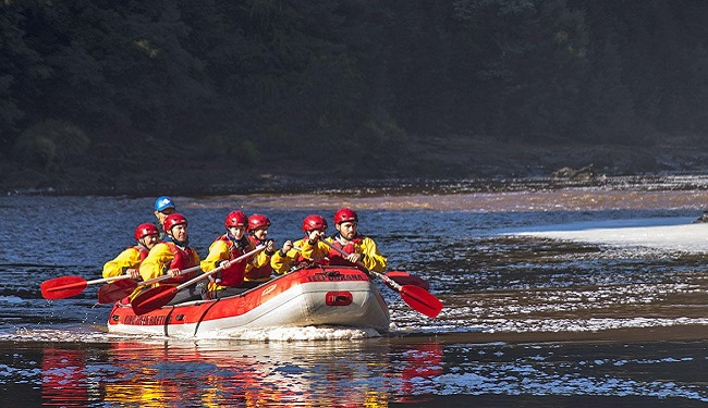 King River Rafting - Queenstown - Tasmania - Promotion