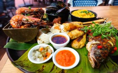 Blue Fish Seafood Restaurant - Darling Harbour - New South Wales